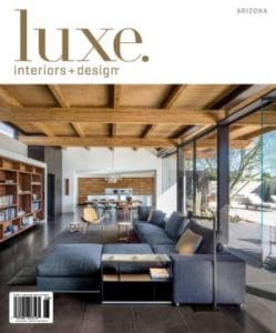 Luxe Interior + Design Cover