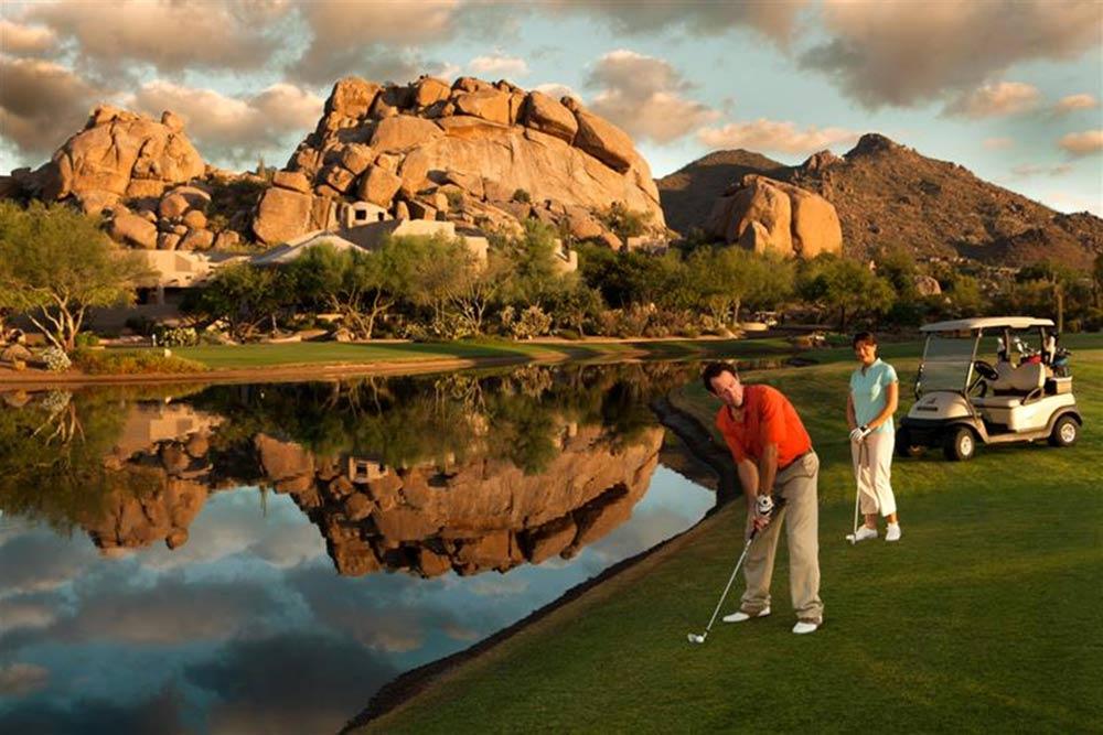 Scottsdale Golfing