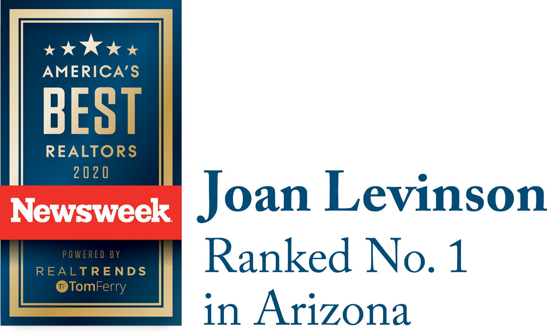 America's Best Realtors 2020 - Joan Levinson Ranked No. 1 in Arizona
